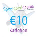 €10 Bon