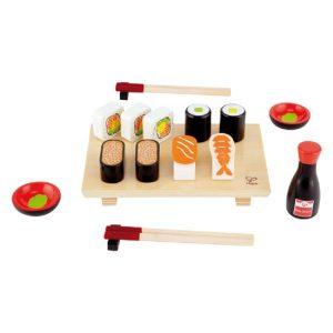 sushi, Hape,