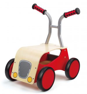 Houten Little red rider