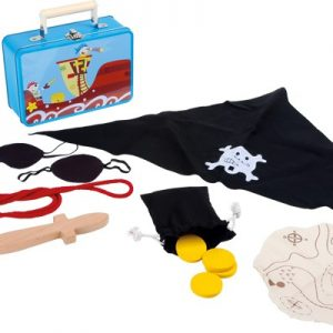 kinderkoffer piratenset