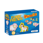 Funny friends puzzel
