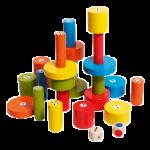 Torreta  – een educatief spel van Beleduc