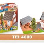 Teifoc Boerderij met Speelfiguren – TEI 4600
