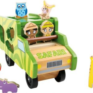 Insteek Bus Safari