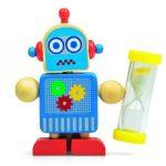 Tandenpoetstimer Robot