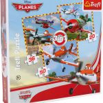 "Planes Puzzel ""3in1"""